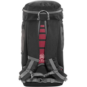 CAMPZ Mountain Comp 20L - Sac à dos - noir